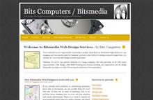 Bitsmedia Website